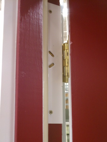 4 comments & Door Hardening | VentEnterSearch.com