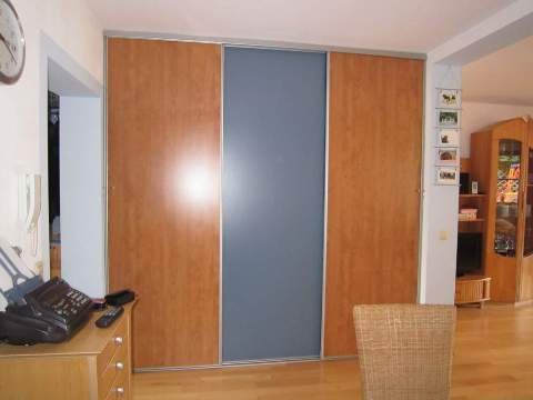 Roll Up Closet Door Home Decor