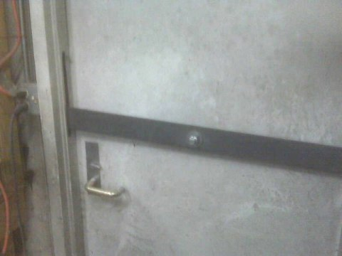 Door Bar: Cross Bar Door Locks